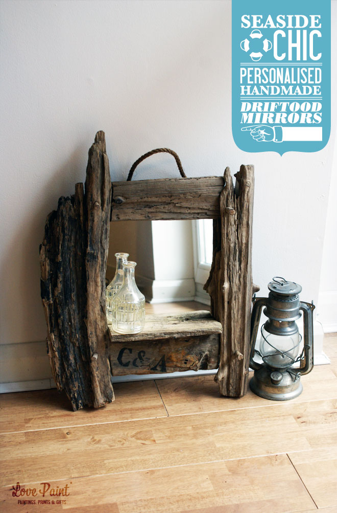 Rustic Upcycled Craft Ideas and Driftwood Projects