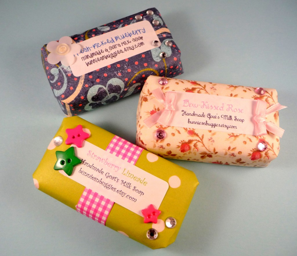 Homemade cupcake soap handmade jewlery bags clothing for Homemade crafts that sell well