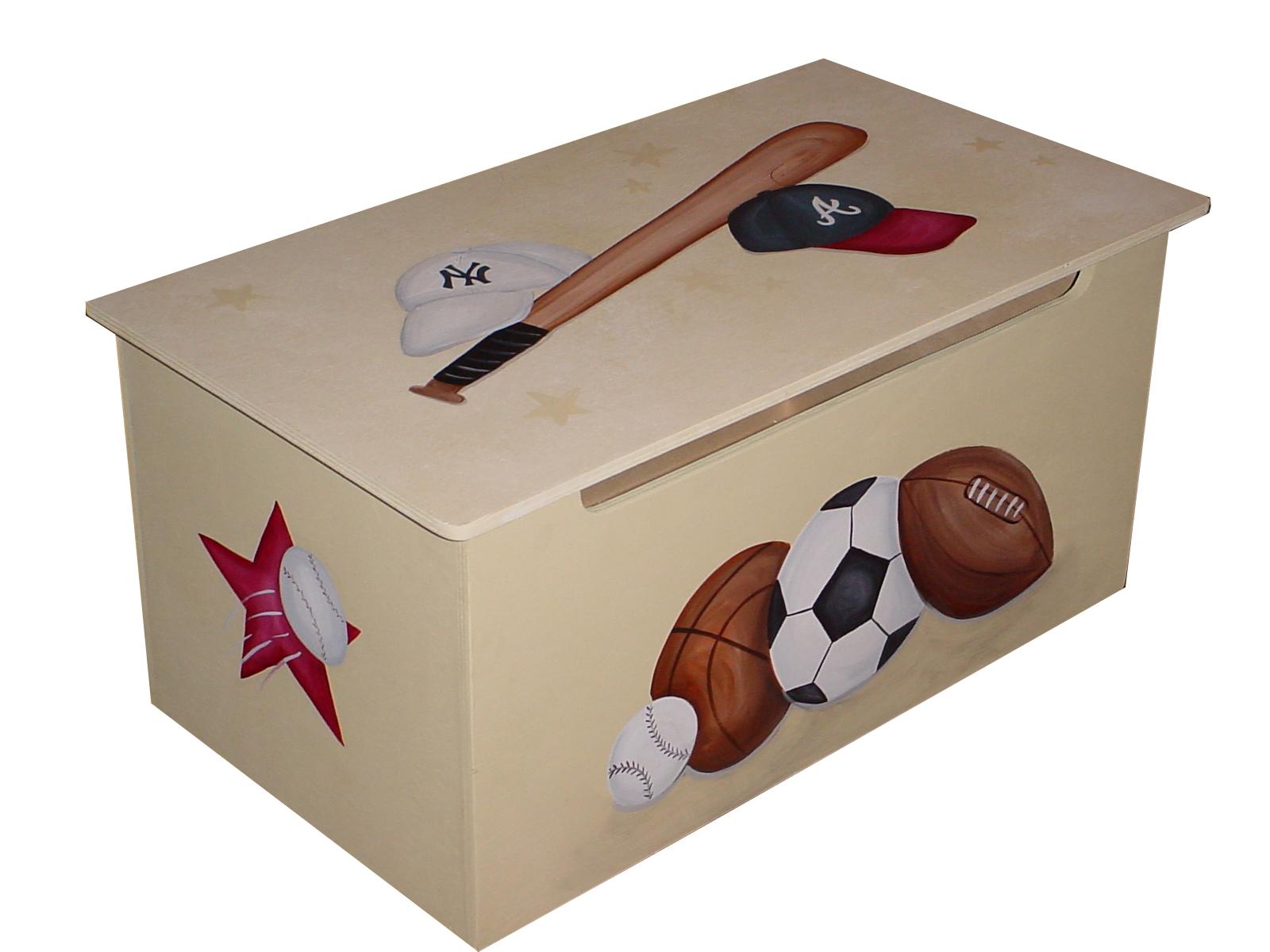 Toys Boxs 83