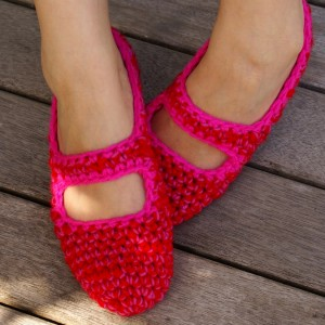 Crochet Slippers Instructions | eHow.com