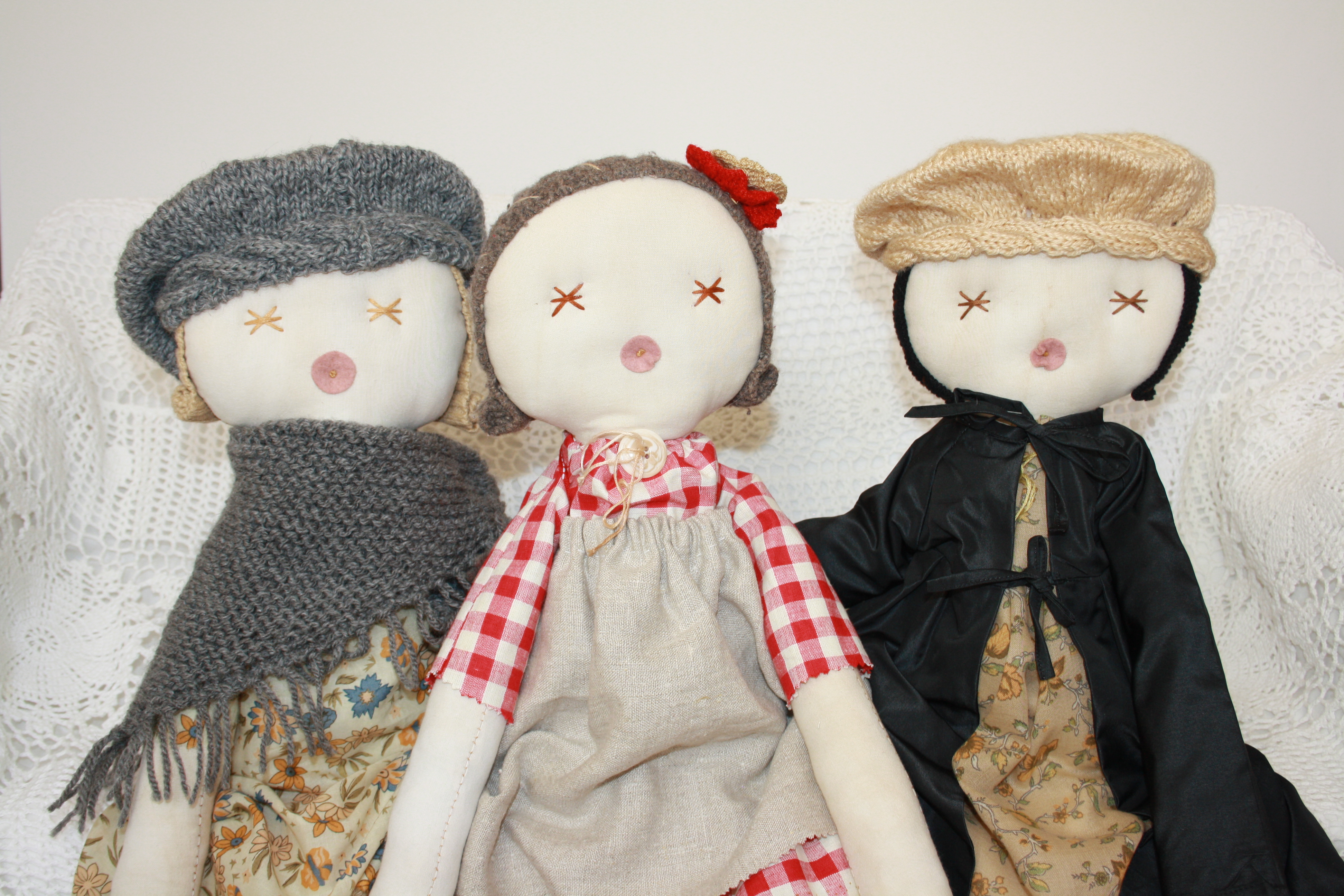 French antique handmade dolls heart handmade blog for Unique craft ideas to sell