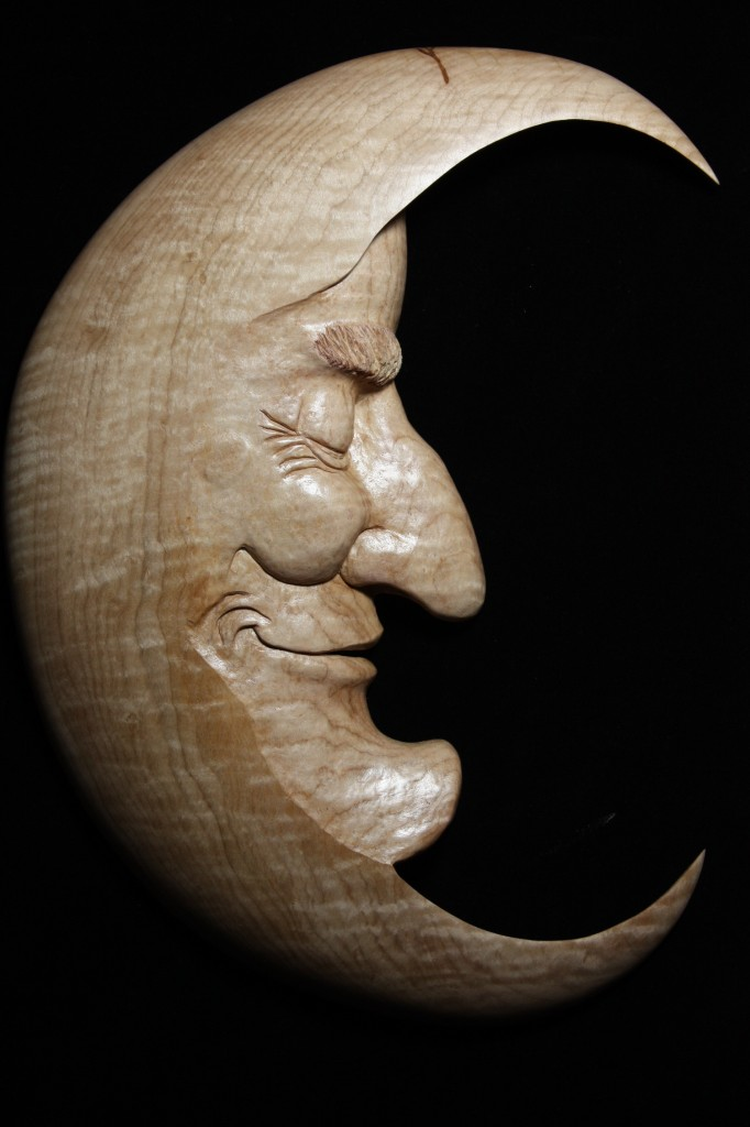 Handmade wood carvings by gary burns jewlery