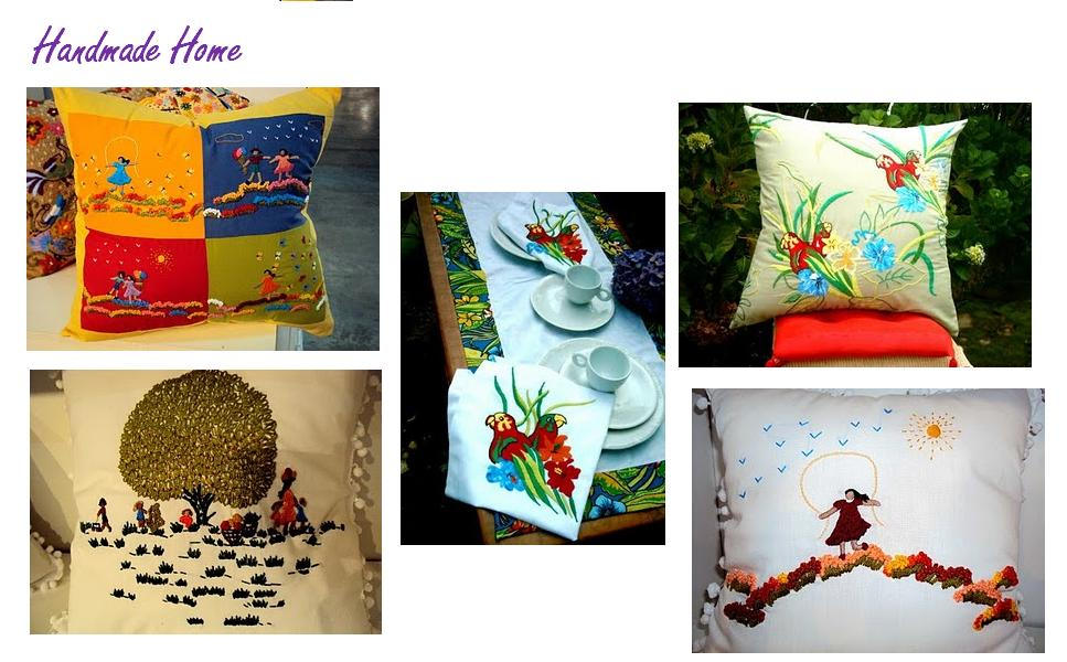 Handmade home decoration and accessories handmade for Handmade items for home