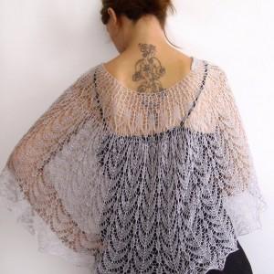 Sontag Knitting, Wool Sewn Vest Vs. Sontag
