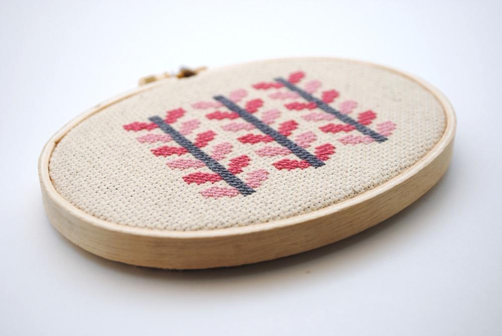 Handmade Cross Stitching Handmade Jewlery Bags