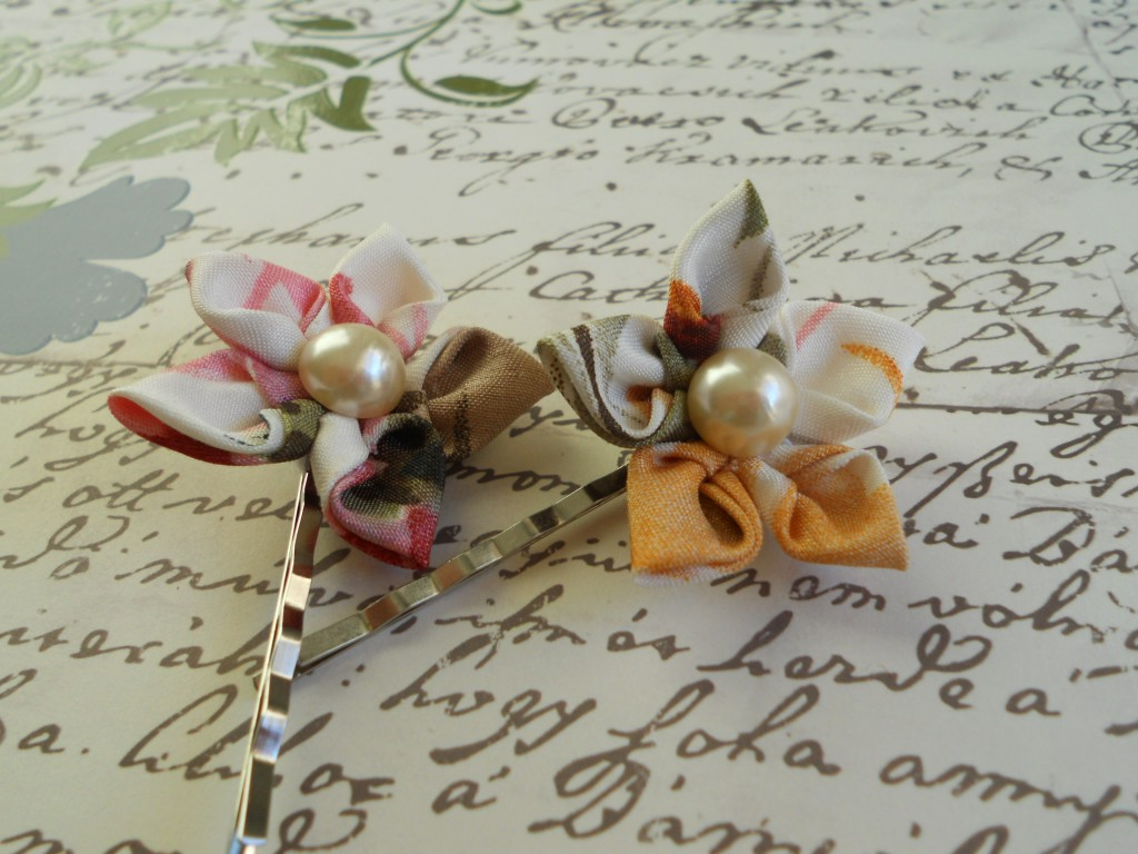 Handmade fabric origami origamis with fabric handmade jewlery bags