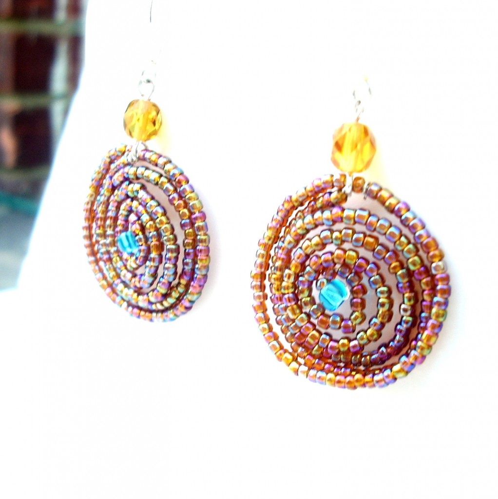Beaded necklaces and earrings made by hand handmade for Local handmade jewelry near me