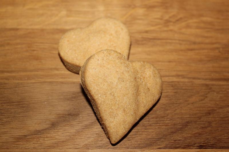 Easiest Dog Cookie Recipe